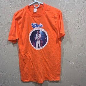 Vintage 1977 Elvis Presley Single Stitch Shirt NWT
